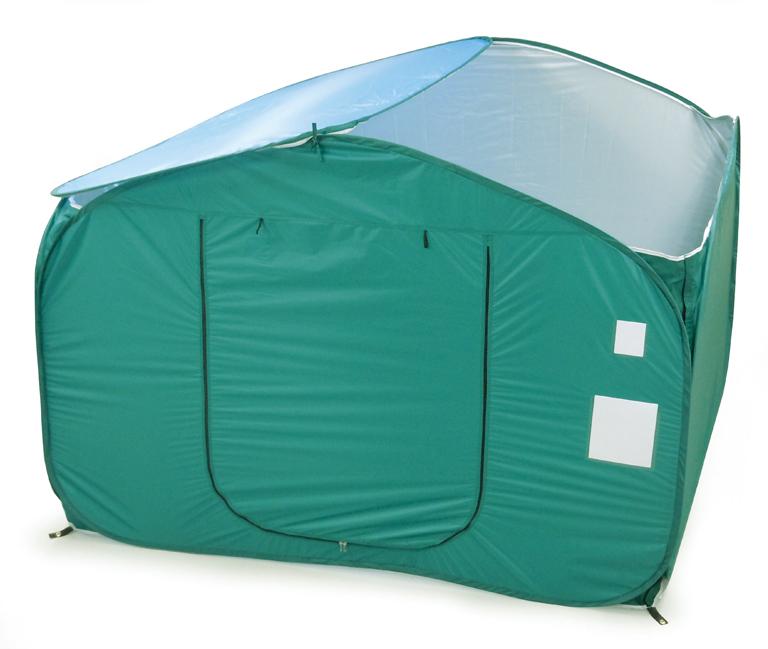 避難所用間仕切りテント